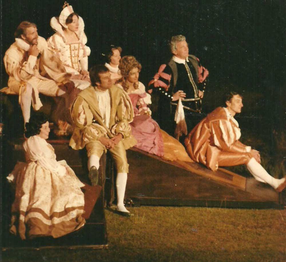 a midsummer nights dream act 5 scene 1