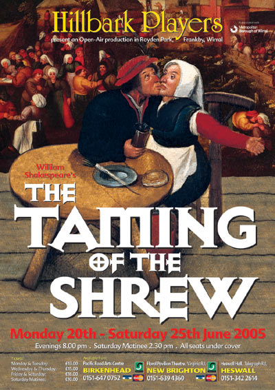 Taming of the shrew 20...